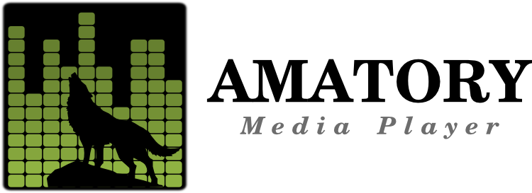 AMATORY - media player
